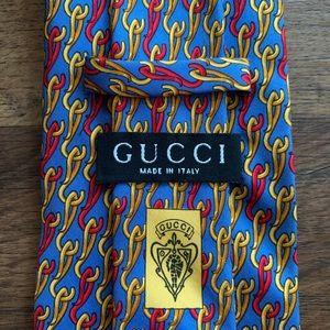 Gucci Classic Silk Tie